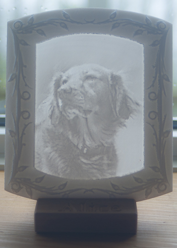 Lithophanes custom created