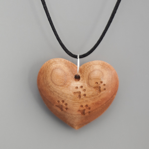 Kitty Paws Necklace
